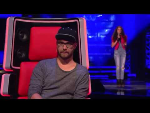 Shanice - Big Girls Don't Cry | Blind Audition | The Voice Kids Germany 2016