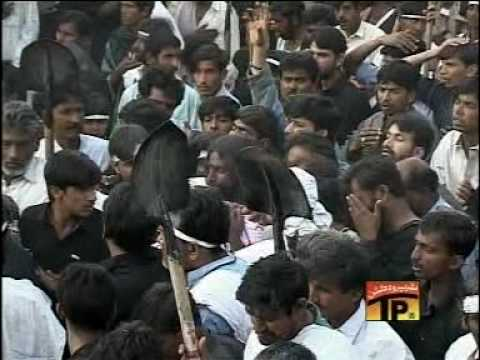 Zeeshan Haider 2006 tekun lori laal sunawan