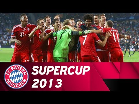 FC Bayern Beat Chelsea on Penalties to win UEFA Super Cup 2013