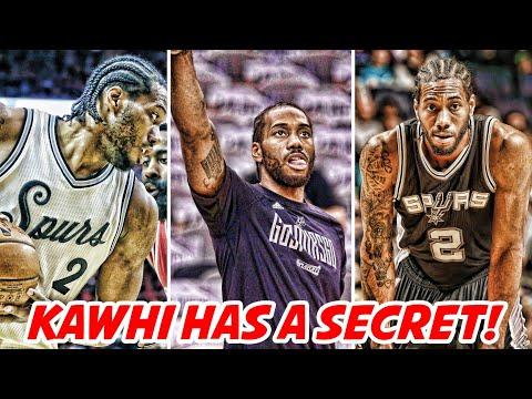 KAWHI LEONARD SAYS HE ADDED SOMETHING NEW TO HIS GAME! | NBA News