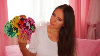 Обзор масок для лица | Tony Moly | I`m REAL