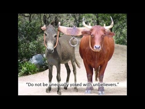 Unequally Yoking & Not Separating Damns One to HELL (Christians Heed)