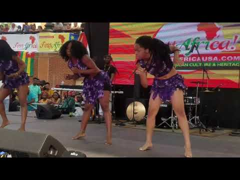 African dance by #Trybe #Dancers