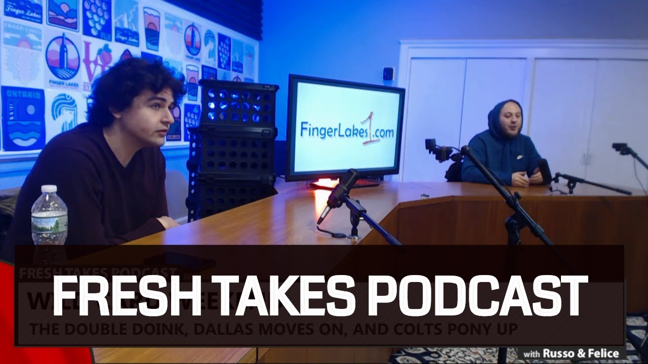 State of College Football & Tanking in the NBA .::. Fresh Takes w/ Russo & Felice 1/8/19
