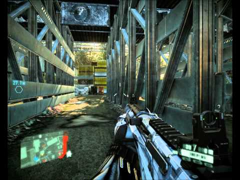 """Смотреть прохождение игры [Игра недели] - cерия 1. """"Crysis 2 - отец всех игр""""."""