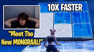 Mongraal is BACK and his Editing is 10x Faster Than Ever Before! (Fortnite Season 3)
