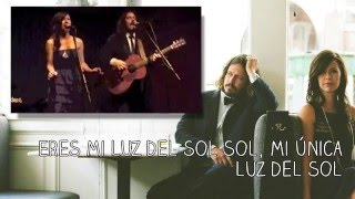 You Are My Sunshine - The Civil Wars (Traducida Al Español)