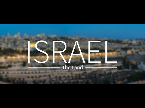 ISRAEL - The Land 4K Time-Lapse