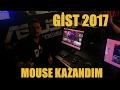 GAMİNG MOUSE KAZANDIM!! : Gaming İstanbul 2017 ( GİST 2017 ) VLOG #2