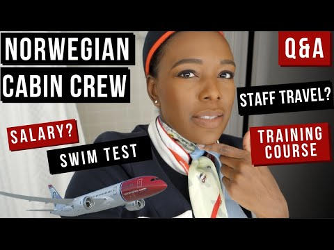 NORWEGIAN AIRLINES CREW VLOG | Q&A , SALARY , STAFF BENEFITS | STANDBY CALL OUT
