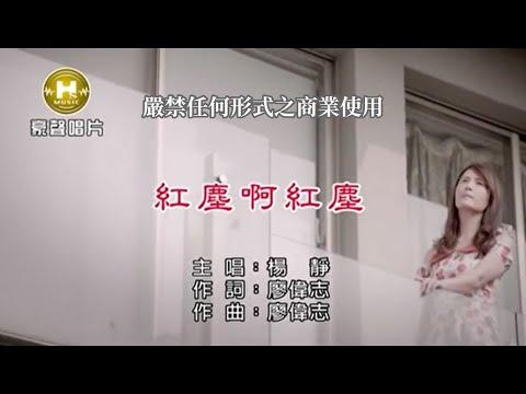 楊靜-紅塵啊紅塵【KTV導唱字幕】