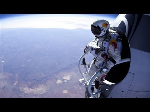 Skydiving Faster Than the Speed of Sound