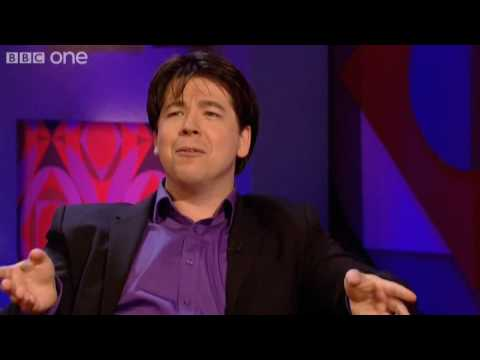 Michael McIntyre Loves Snow - Friday Night With Jonathan Ross - BBC One