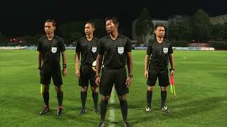Singapore U23 Vs Myanmar U23 (Friendly Match)