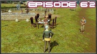 Lightning Returns: Final Fantasy 13 - Aryas Village Meal, Family Reconnection - Episode 62
