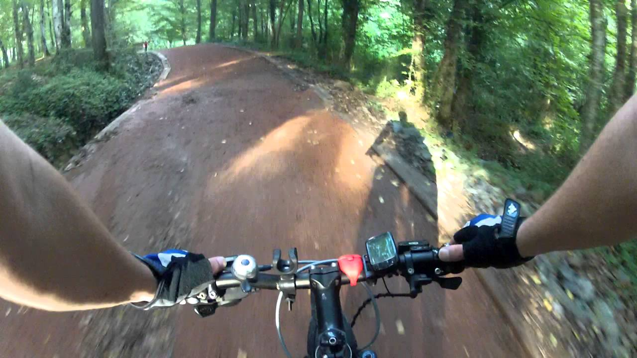 Ormanda Bisiklet ile gezenler Dikkat !