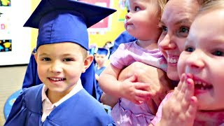 Kindergarten Graduation🎉 thumbnail