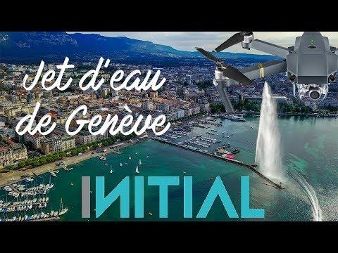 Initial - Jet d'eau de Genève