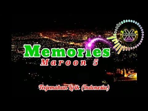 maroon-5---memories-lirik-terjemahan