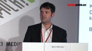 Björn Böhning zu Online-Datenschutz und Sicherheit