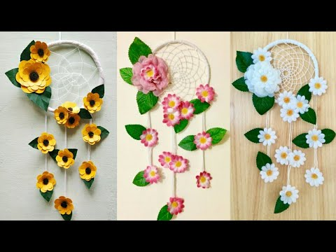 DIY Wall Hanging/how to make easy n simple Wall Hanging/Wall decor