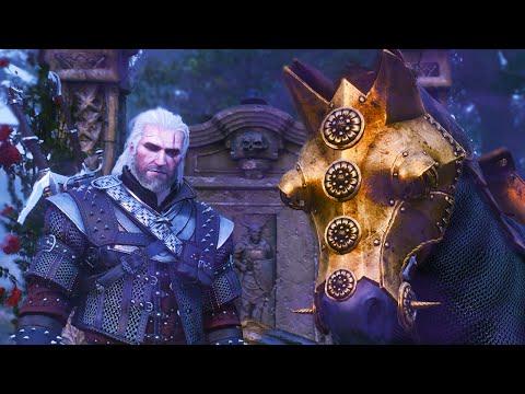 The Witcher 3: Blood And Wine - A Melhor Quest: Fantasmas Equinos!  [ PC - Playthrough PT-BR ]