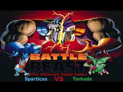Battle Beast Walkthrough + All Secrets [MS-DOS]