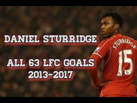 Daniel Sturridge  | All 63 Goals for Liverpool FC ⚽⚽ | 2013-2017 | Liverpool FC Planet (LFC Planet)