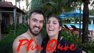 FLYING FROM HO CHI MINH TO PHU QUOC | Vietnam 2018