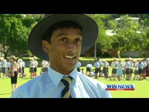TGS Celebrates 125 years - WIN News  19-04-2013 - WIN Townsville