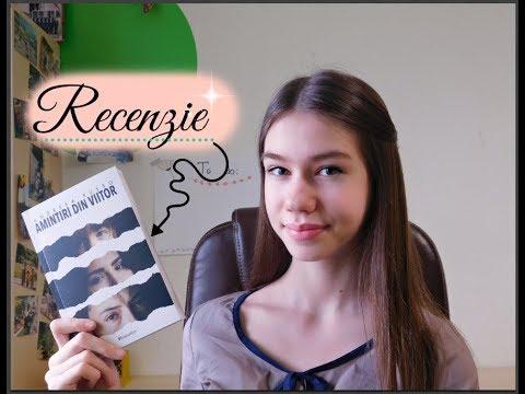 Recenzie   Trilogia Amintiri din Viitor de Andreea Russo