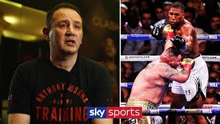 """AJ needs to stick to his tactics!"" 