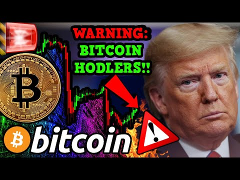 BITCOIN In BIG TROUBLE!!!? THINKING Of SELLING YOUR BTC? WATCH THIS FIRST!!