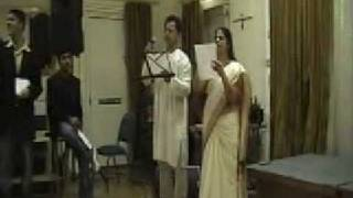 Manchester Milan 2009 Indian Employees of Prestwich hospital U.K. Song -1