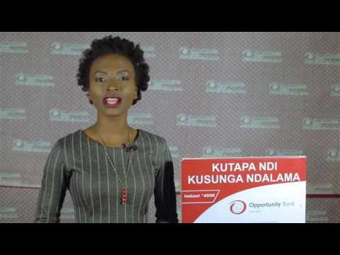 Agency Banking Chichewa 2