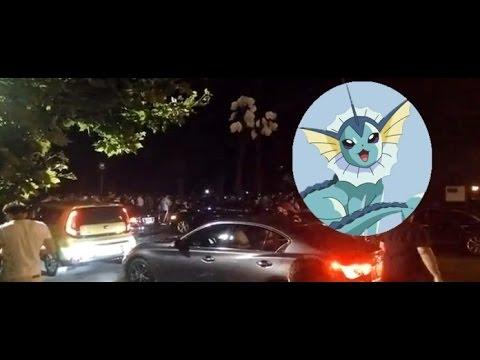 Pokemon Go em Nova Iorque