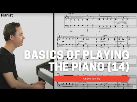 Basics of Playing Piano: Fingering for Scales and Arpeg ...