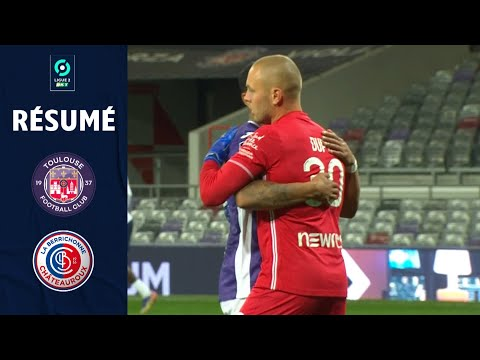 Toulouse Chateauroux Goals And Highlights