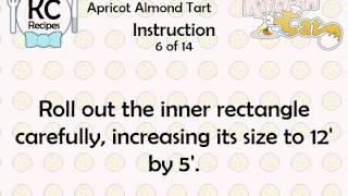 Apricot Almond Tart - Kitchen Cat