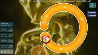 Ali Tabatabaee & Matty Lewis - His World (Mifune24) [Normal] (plays german47)