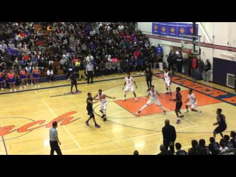 Rainier Beach 76 Garfield 69 Highlights 2/2/16