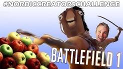 OMENOITA JA OPERAATIOITA (Battlefield 1)