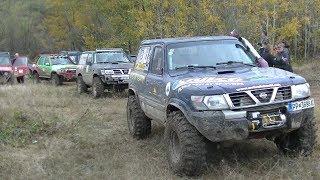 Jeep Cherokee vs Nissan Patrol vs Suzuki Samurai vs Toyota LC