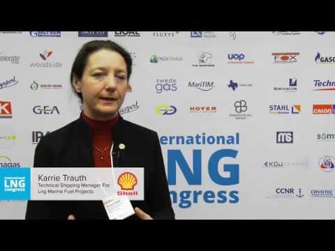 Karrie Trauth (Shell Shipping) - Interview. Challenges Of Switching To LNG