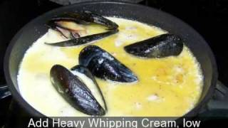 Mussels, Scallops & Rice