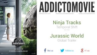 Jurassic World - Global Trailer Music #2 (Ninja Tracks - Temporal Shift)