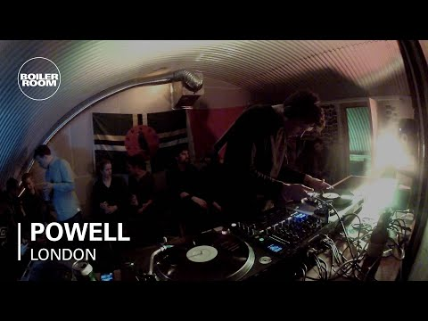 Powell Boiler Room DJ Set
