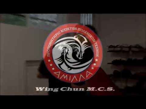 Wing Chun MCS Thessaloniki Greece - New generetion MCS team