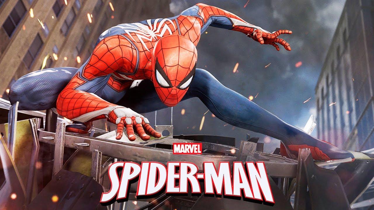 MARVEL'S SPIDER-MAN GAMEPLAY TRAILER | E3 2017 #11 #SONYE3 #PLAYSTATIONE3 - YouTube