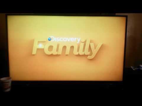Discovery Family ident (Orange)